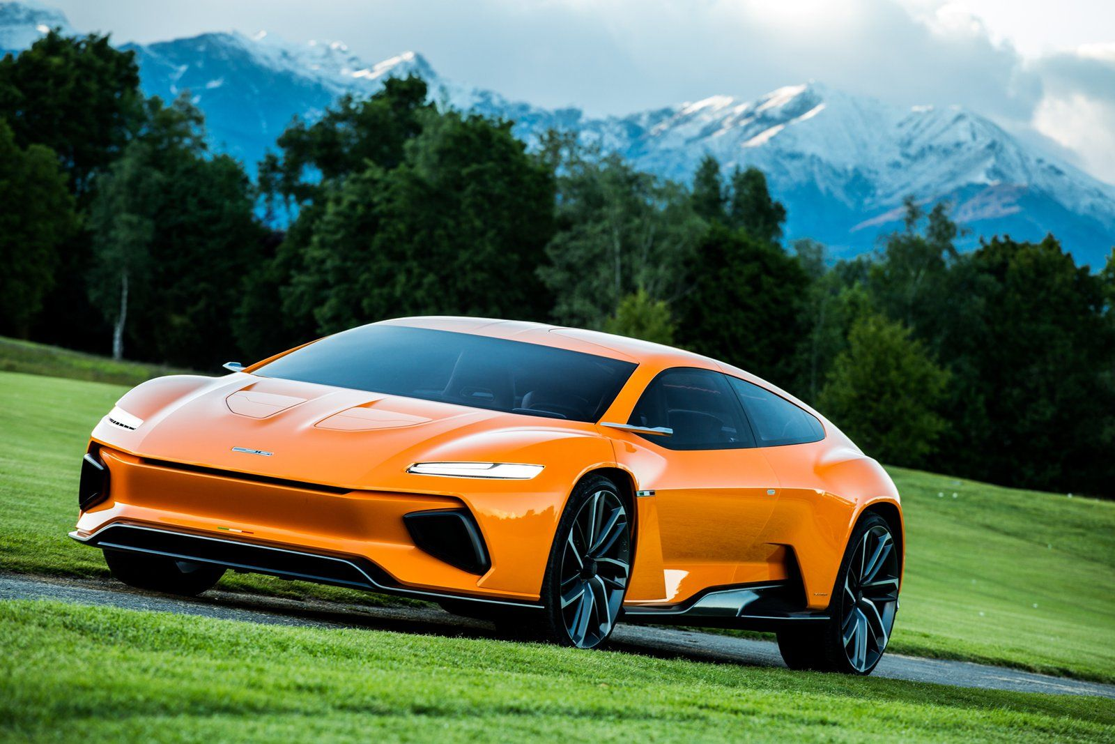 Italdesign Designs A High-tech And Sustainable Classic