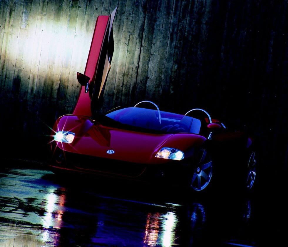 W12 Roadster