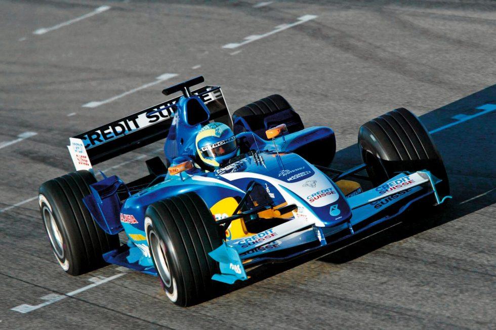 Sauber F1 Team 2005