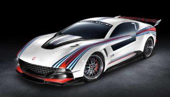 Brivido Martini Racing