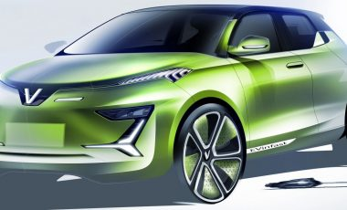 Italdesign wins styling contest for Vietnamese Vinfasts' new city cars