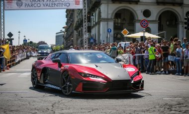 Italdesign celebrates its 50th anniversary at Parco Valentino