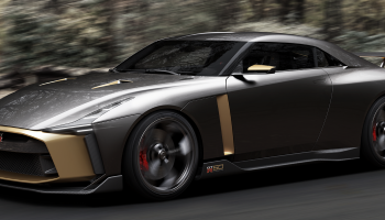 GT-R 50 by Italdesign