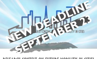 Future Mobility Contest: new deadline