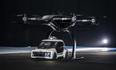 Italdesign to fly Pop.Up Next