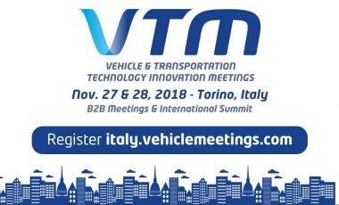 Italdesign exhibits at VTM congress in Turin