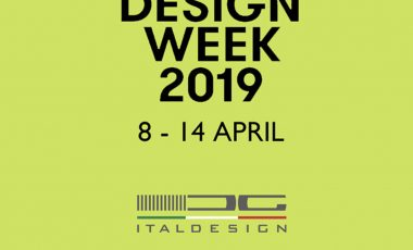 Italdesign at Milano Design Week