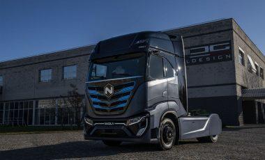 Italdesign, Nikola, Iveco and FPT for the new Nikola TRE