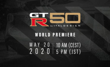 Nissan GT-R 50 by Italdesign – Official Reveal