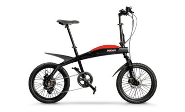 Italdesign and Ducati to introduce Urban-E, the new foldable e-bike