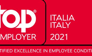 Italdesign is Top Employer 2021